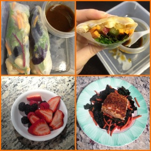 What I Ate Thursday