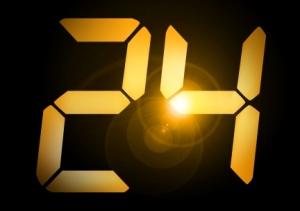 24: season seven logo.