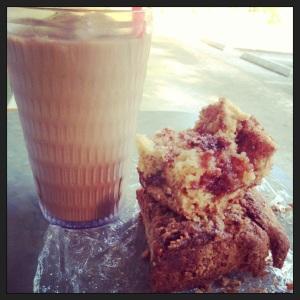 Sunday Coffee and Breakfast