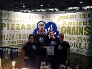 The team at Expo East