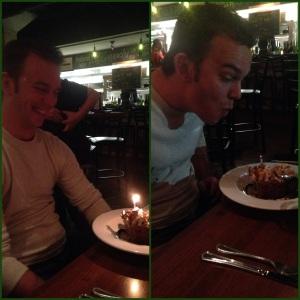 Birthday boy pictures