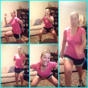 Focus T25 Day 1