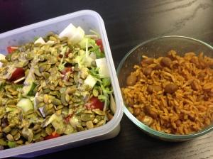 UR Day 9 Lunch