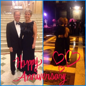 Happy Anniversary Dad and Mom