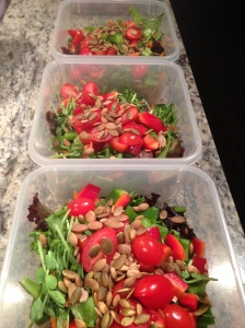 Weekly meal prep 2