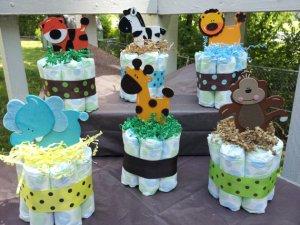 Diaper cakes 0